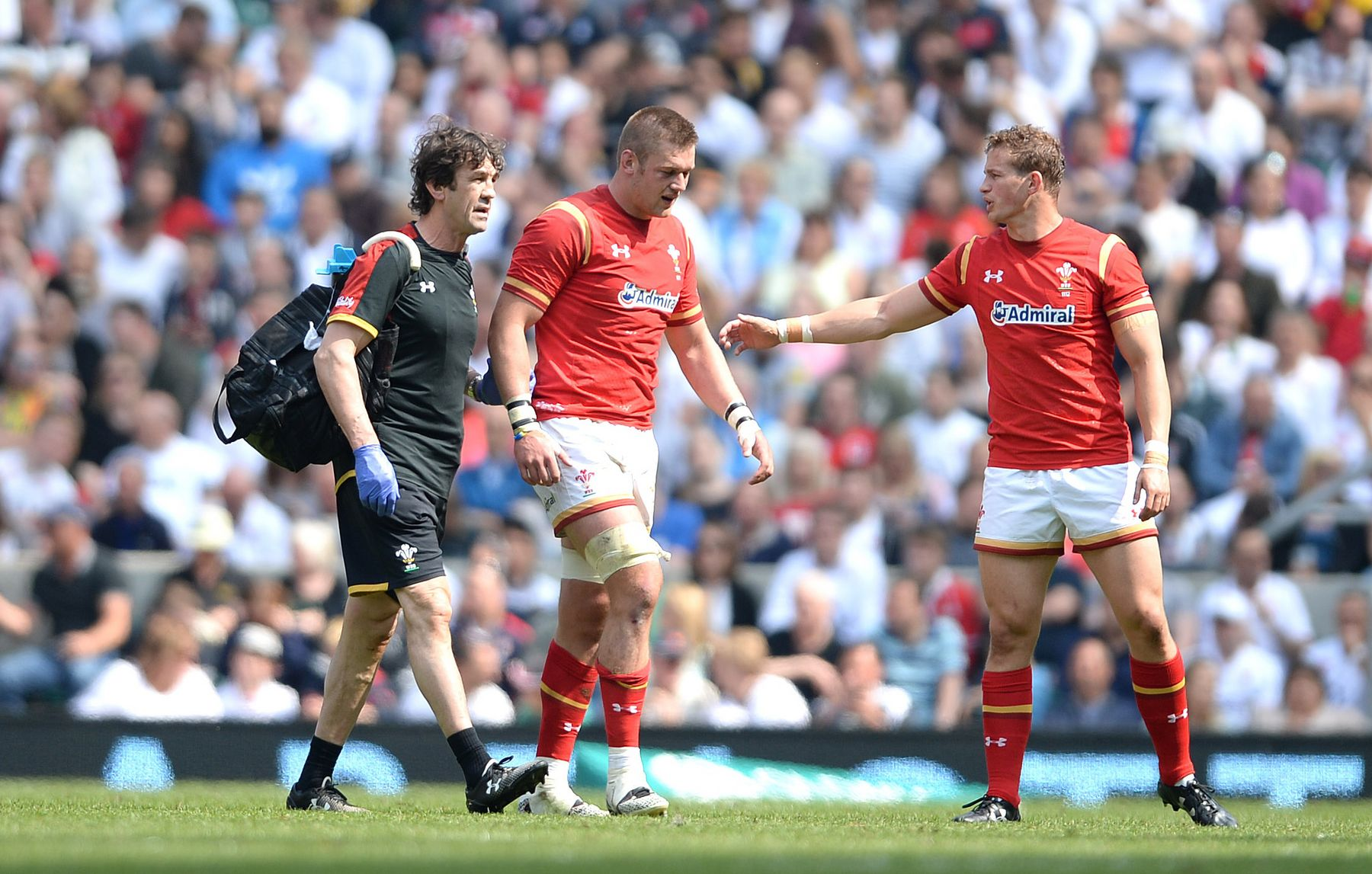 Lydiate and King on the mend