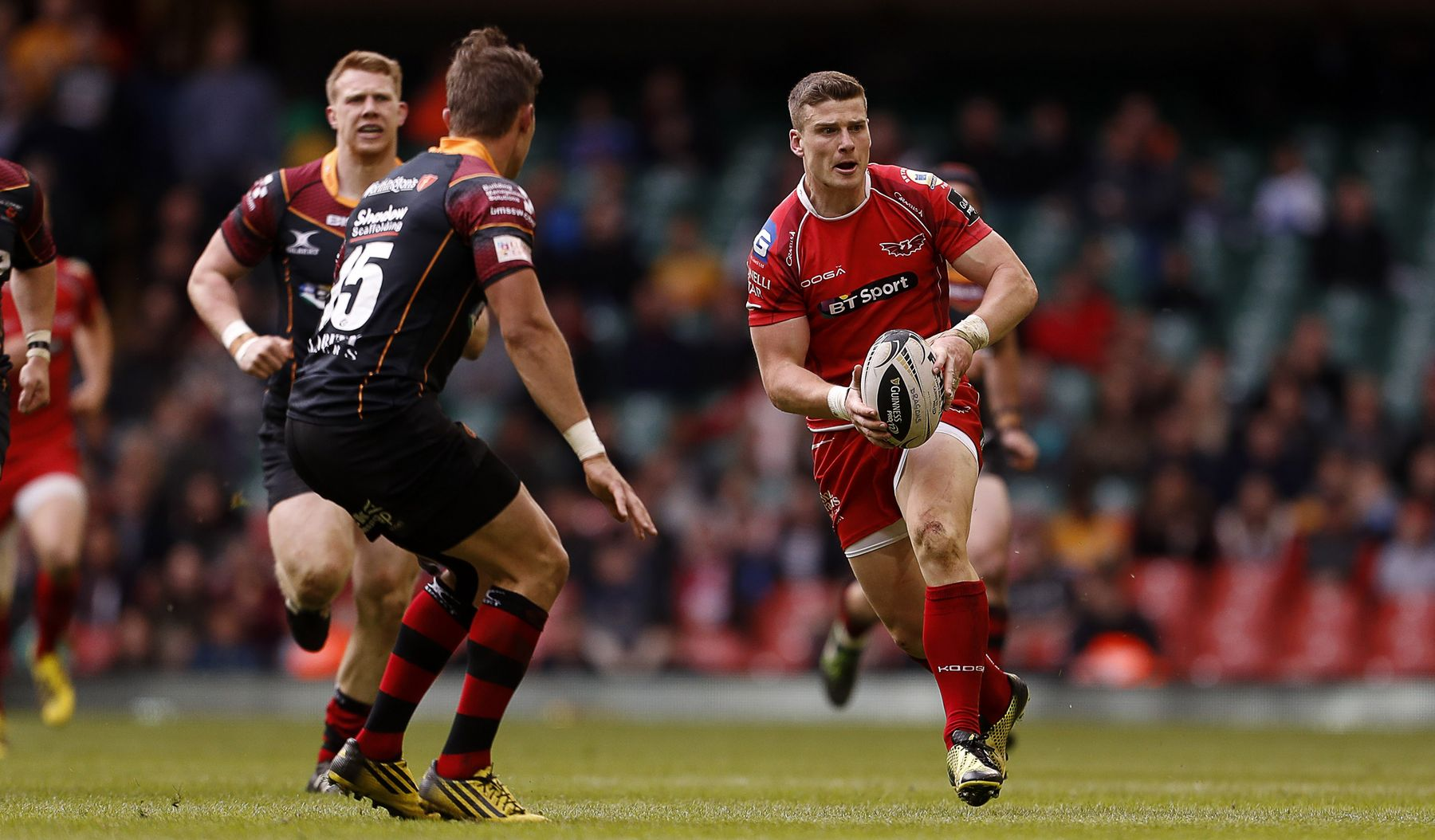 Anglo-Welsh Cup returns with Regional battles