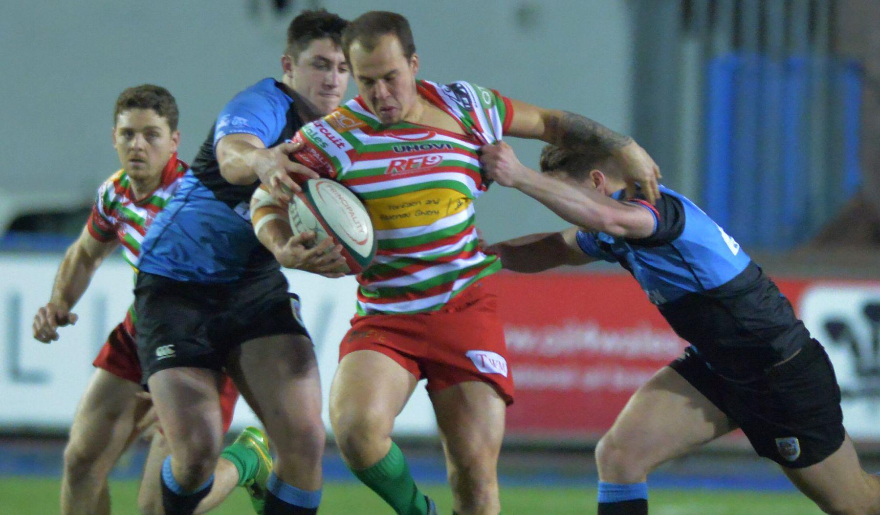 Steelmen in good shape for Premiership defence