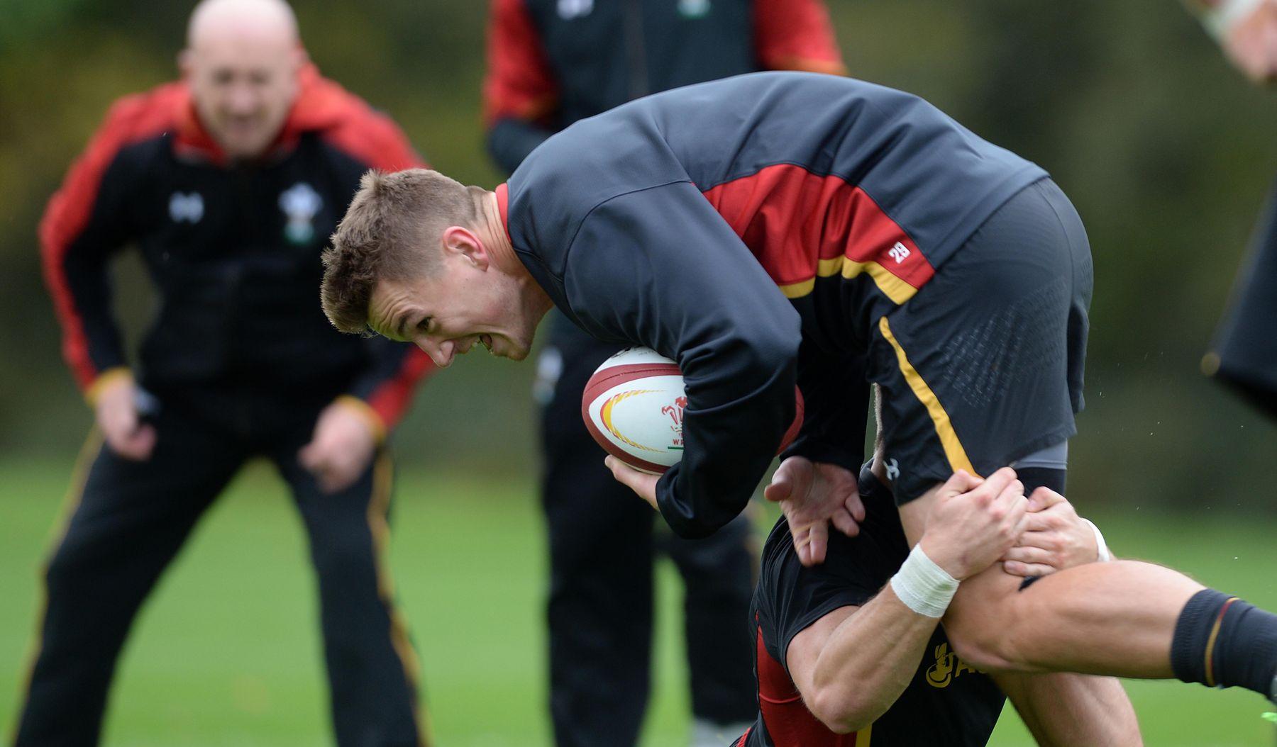 Davies insists Wales can handle Warburton loss