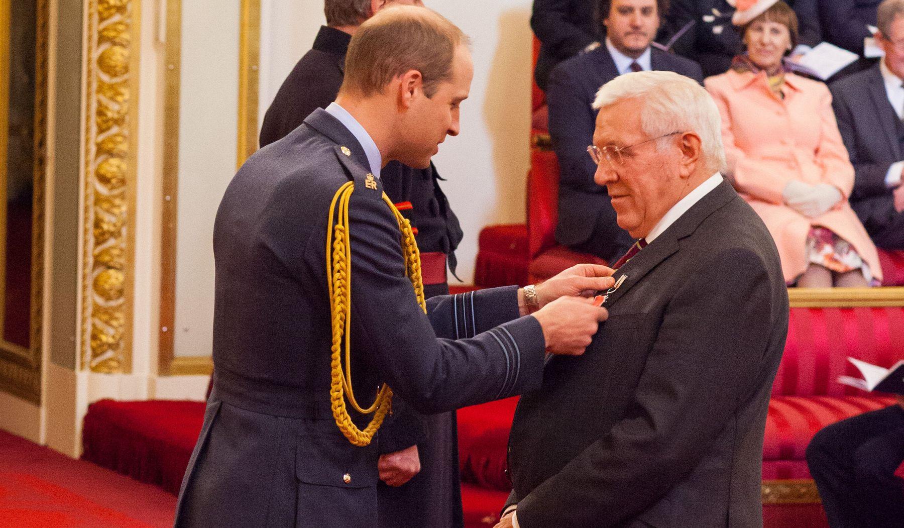 Welsh Rugby President Honoured