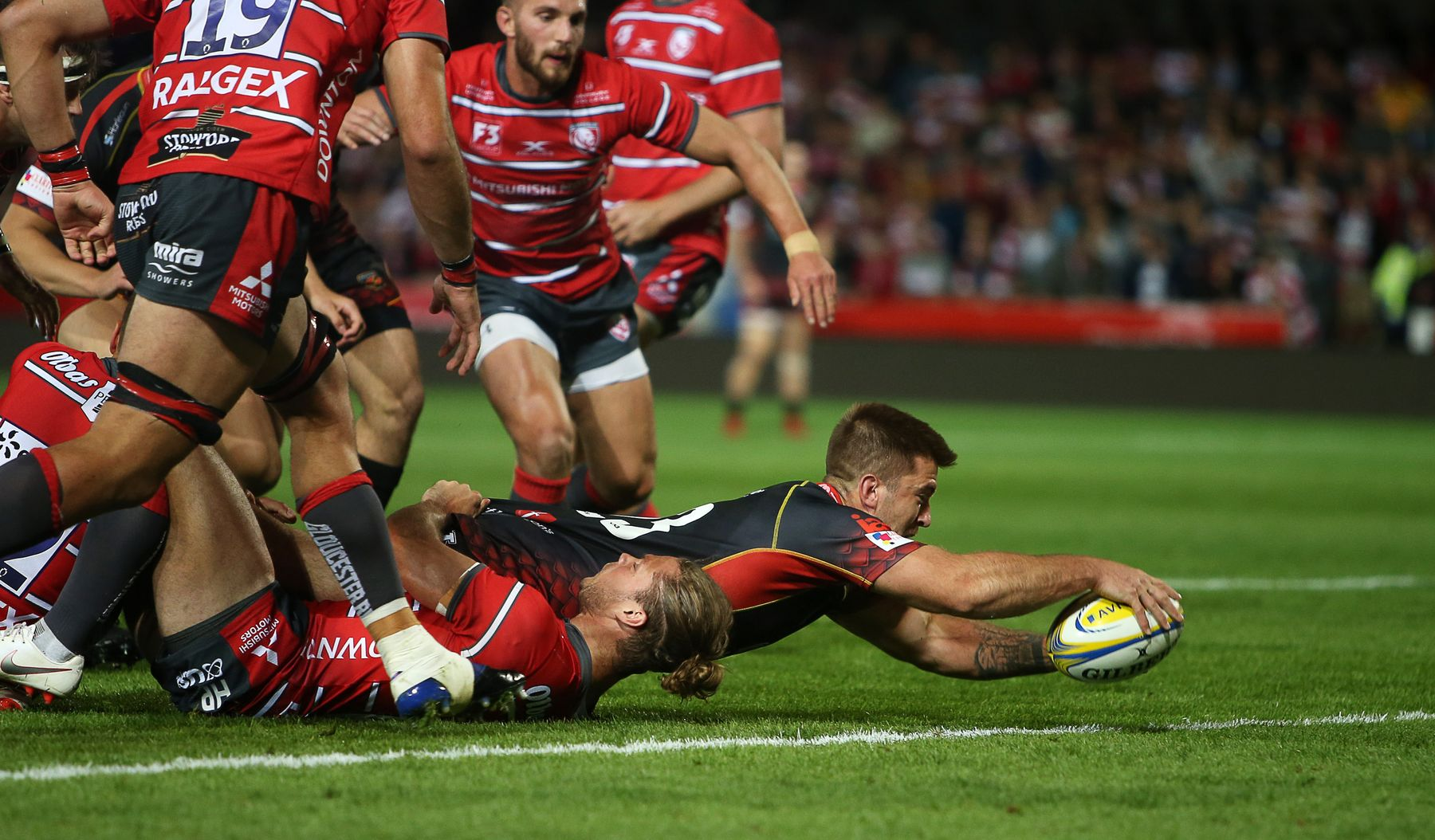 5ca10520906 ... Welsh Rugby Podcasts · News Archive. REPORT: Dragons pipped at Kingsholm