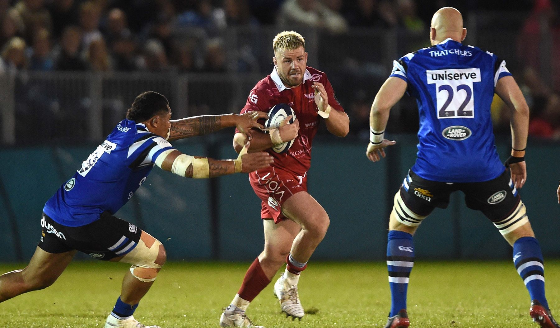 04b0c3e8a76 Welsh Rugby Union   Wales & Regions   REPORT: Scarlets slip to Bath ...
