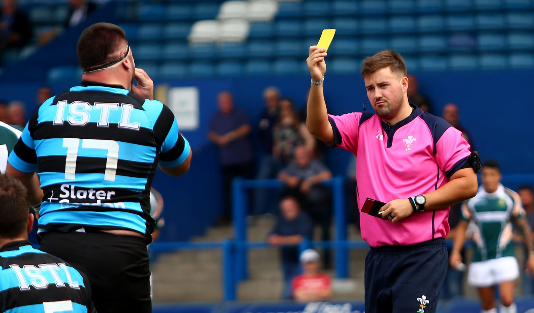 Ref appointments for October
