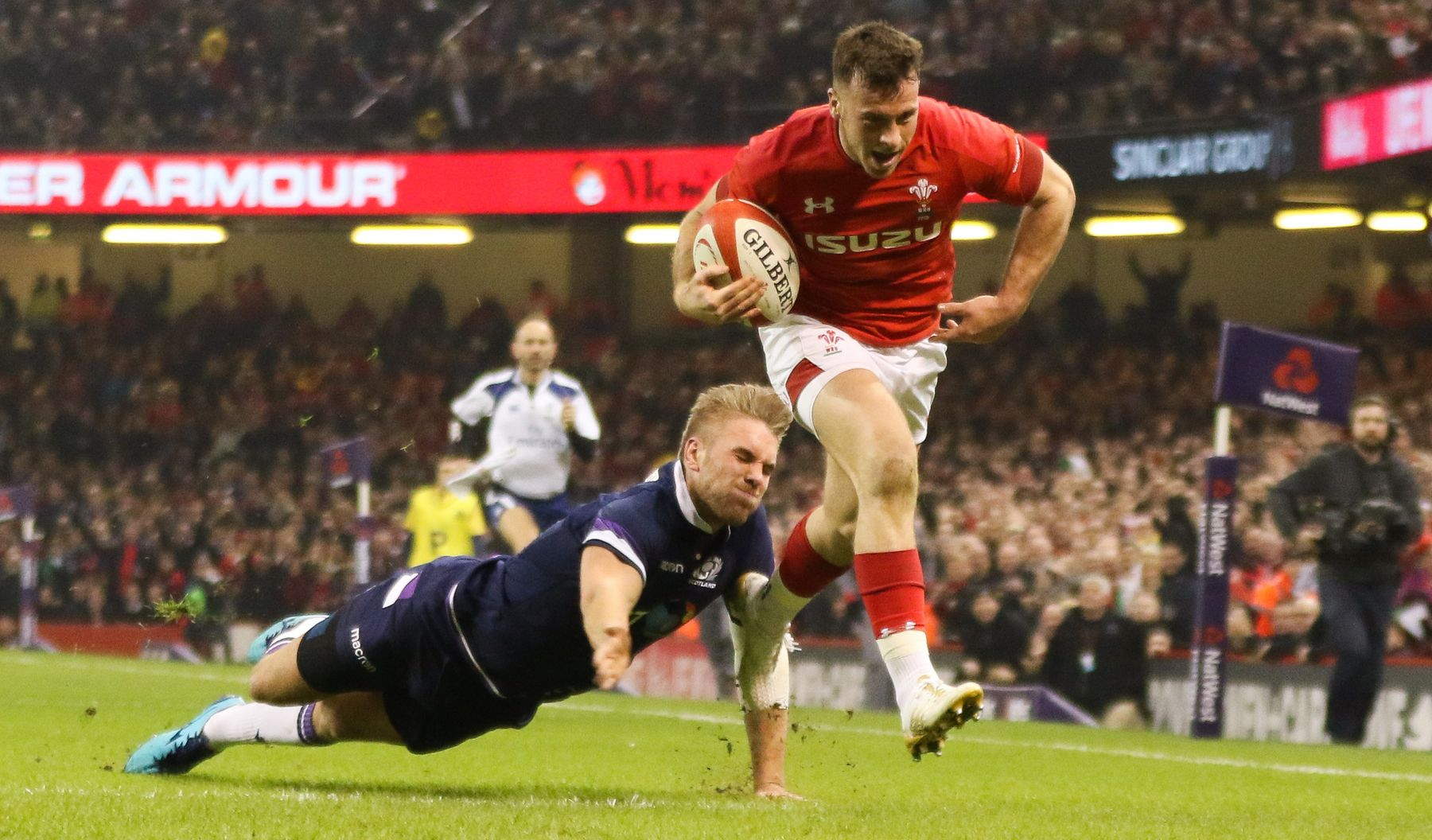 Scotland motivated by Six Nations humbling