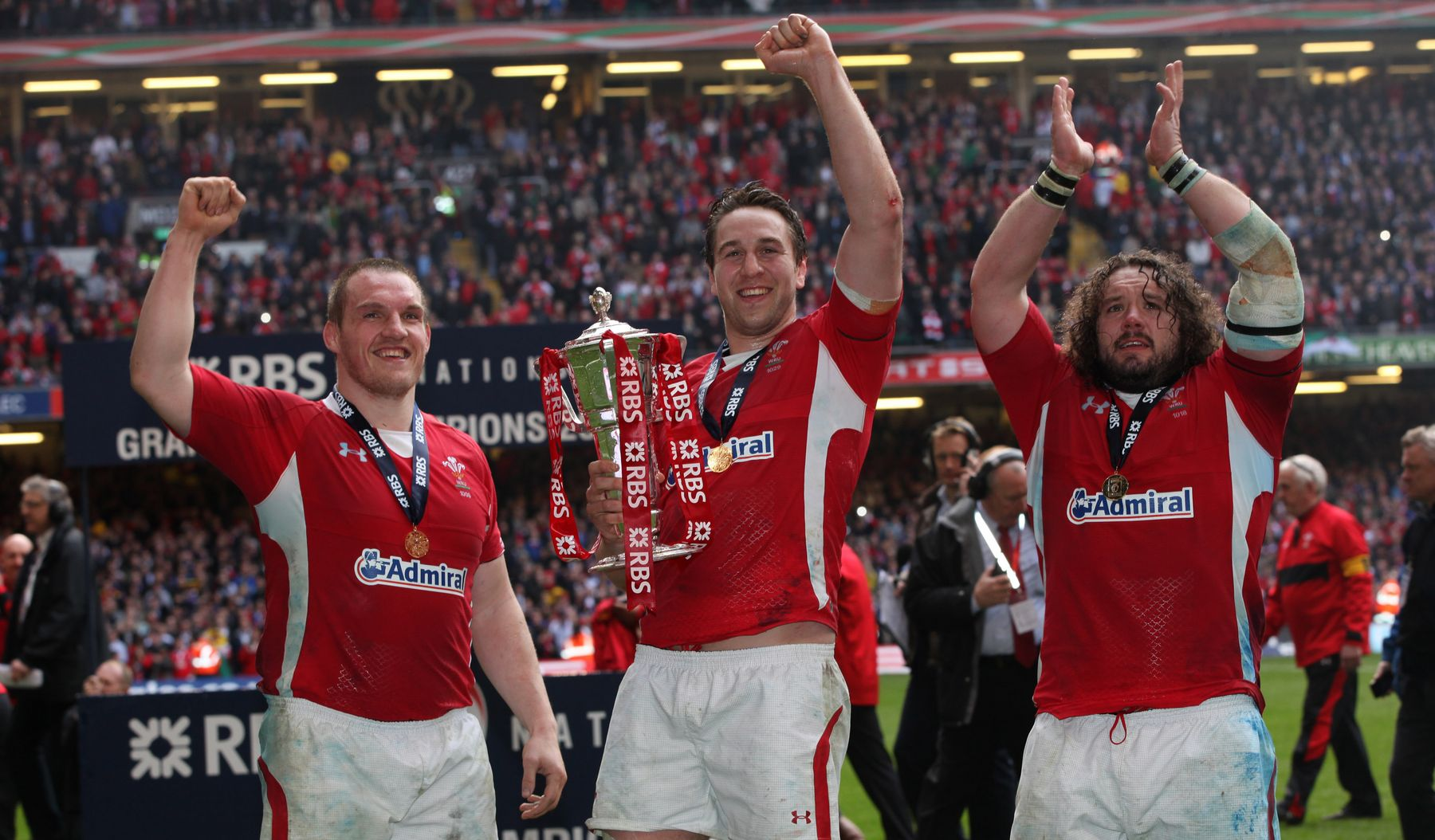 Gethin calls time on all-time great Welsh career
