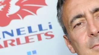 No joy for Scarlets boss