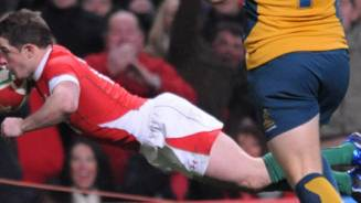 Wales deny Wallaby clean sweep