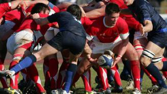 U20s fall to French power