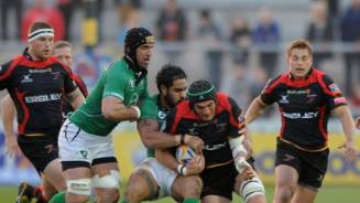 Dragons downed by Connacht