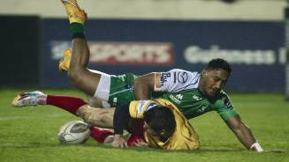 Scarlets miss out in Galway