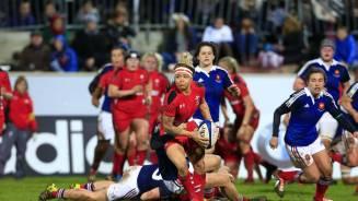 France Women end Wales Grand Slam hopes