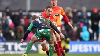 REPORT: Williams returns as Scarlets lose at Connacht