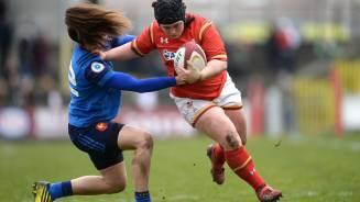 REPORT: Wales Women stun France