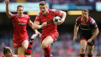 REPORT: Scarlets down Dragons