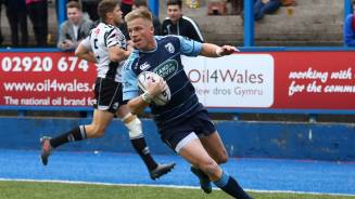 REPORT: Anscombe is Blues hero
