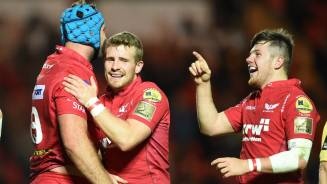 REPORT: Scarlets edge Connacht in nine-try thriller