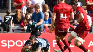 REPORT: Blues overhauled by Munster