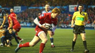 REPORT: Scarlets claim hard fought victory over Blues
