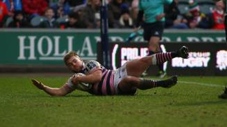 REPORT: Roberts scores on return to Welford Road