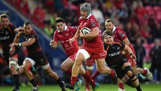 REPORT: Davies back with a bang as Scarlets thrash Kings