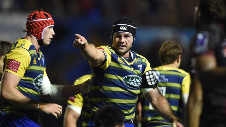 Wales Grand Slam star targets Champions Cup success