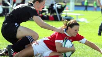 WRWC: Caryl James relives golden moment