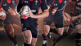 Wales World Cup kit unveiled