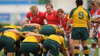 Women's RWC2014 reaction