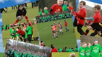 WRU Rugby Stars meet the Welsh Stars