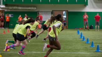 Women's Talent ID Day proves major success