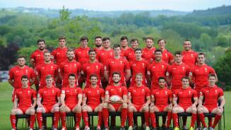 Wales U20 leave for Italy