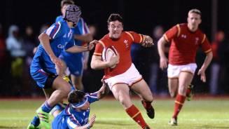 Wales U18 v Italy: Highlights