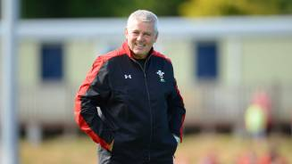 Gatland on team to face England