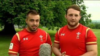 Wales U20s - Scorch Quiz - Liam Belcher & Dillon Lewis