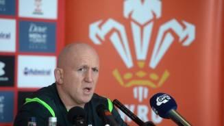 'Determined' Wales speak to media