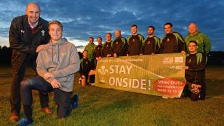 Anti-doping awareness for grassroots clubs