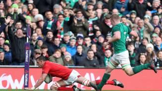 Ireland v Wales: Match highlights