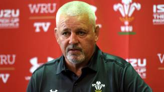 Gatland reveals Wales squad to tackle Boks