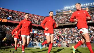 Argentina v Wales: Matchday moments