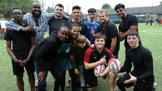 Apprentices building rugby legacy
