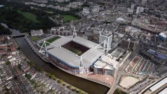 Beauty Passes: Views of the Millennium Stadium