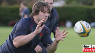 2008-05-30 Wales Training