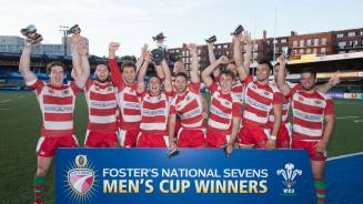 National Foster's 7s 2016