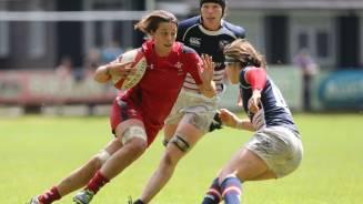 Wales Women v USA Women