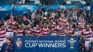 Fosters National Sevens reaction – Llandovery coach Lyndon Lewis