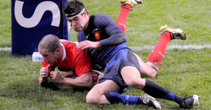 Wales's Try Milestones