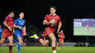 REPORT: Scarlets just fall short despite Hardy double