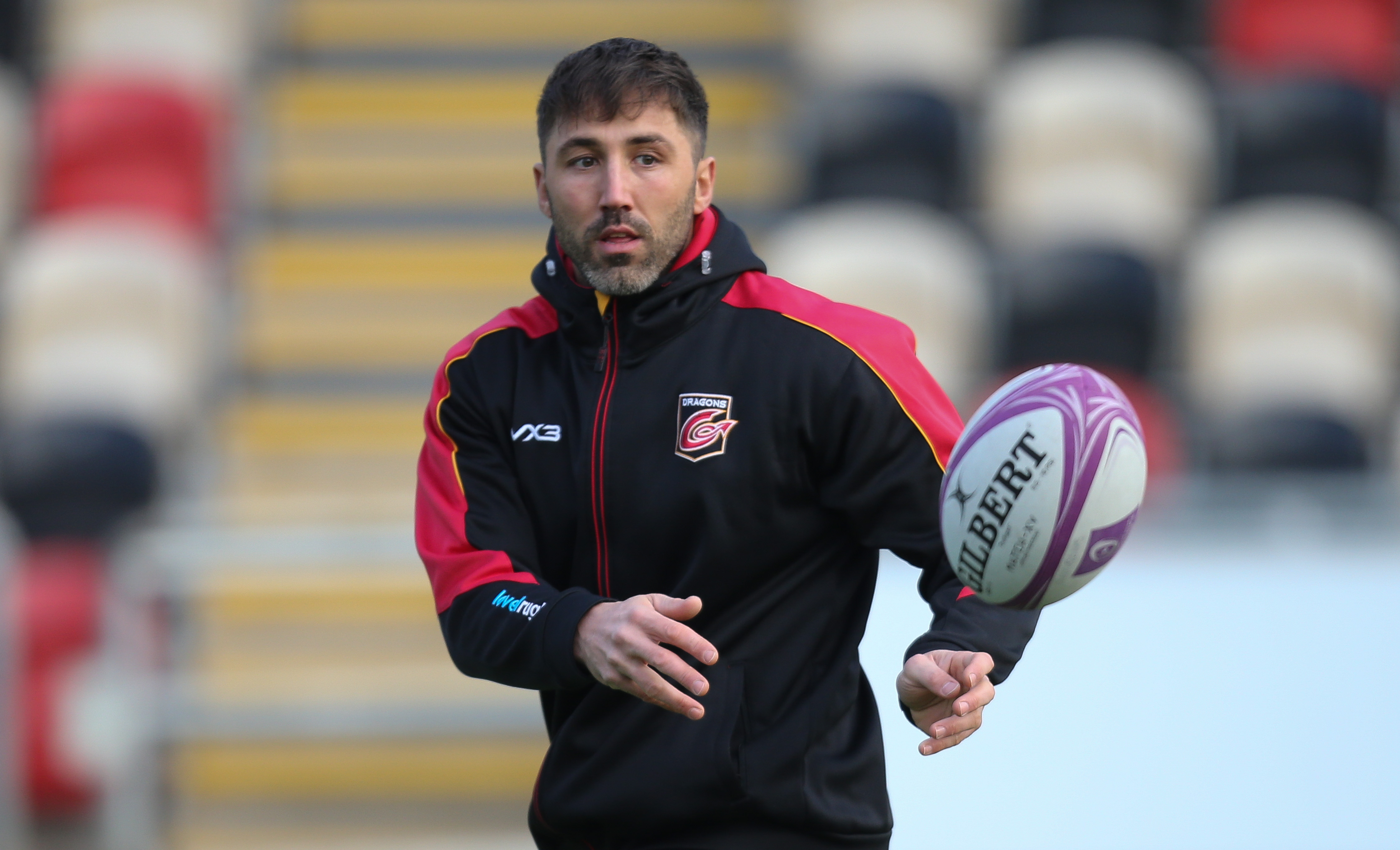 98cfbc39e20 Welsh Rugby Union | Wales & Regions | Henson back involved for Dragons in  Edinburgh