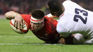 Wales v England: Matchday moments